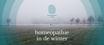 Homeopathie in de winter